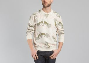 Sweatshirt Birds