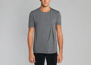 Draped Tshirt