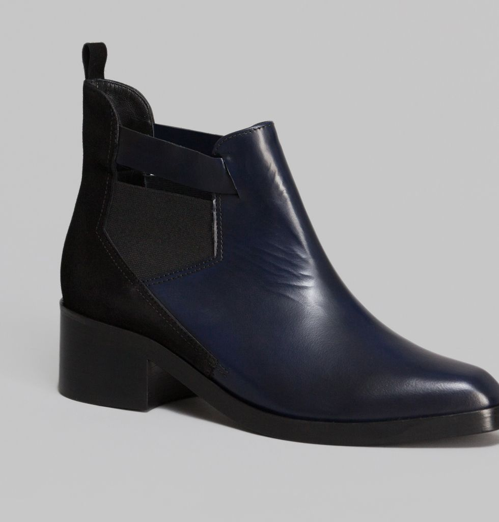 boots bleu marine. Black Bedroom Furniture Sets. Home Design Ideas