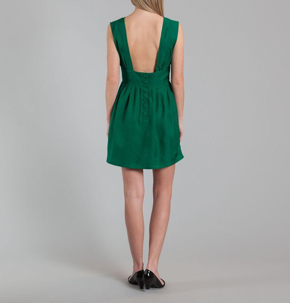 Patron gratuit robe dos nu femme - Patron gratuit robe de chambre femme ...