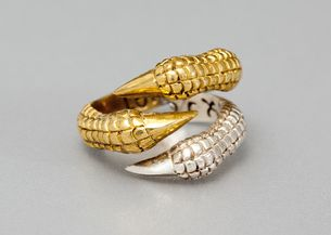 Bague 7th Feather