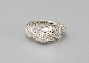Bague Eagle Claw